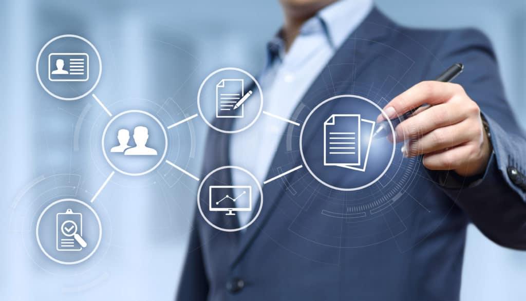 Datenschutz: Vertrieb und Personal