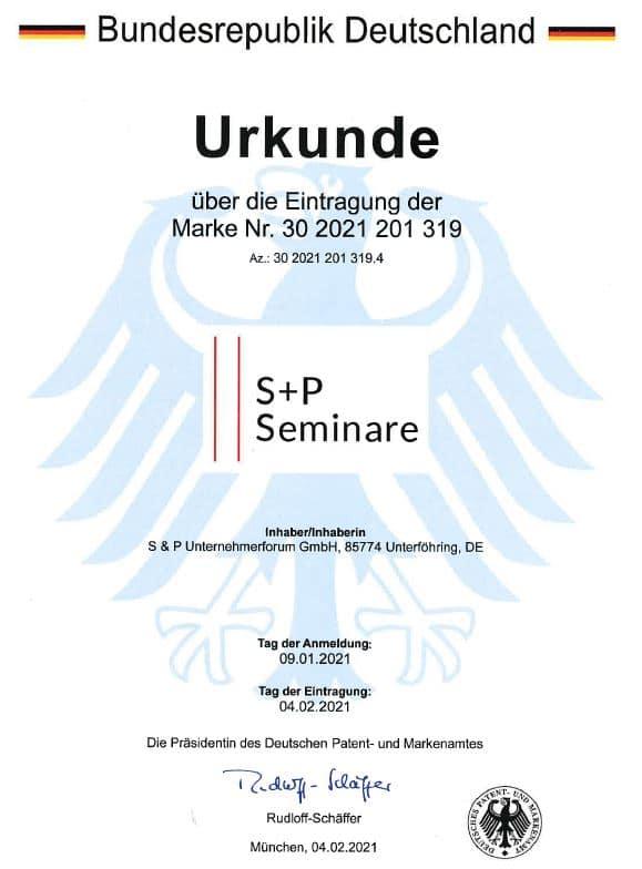 S+P Seminare